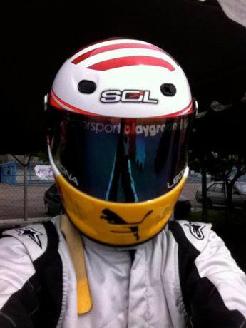 leona chin helmet