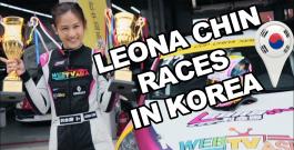 Leona at Korea