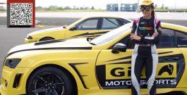 Leona Chin 利念娜 女赛车手的新视频