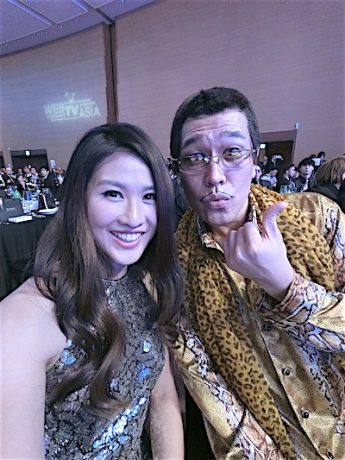 cimg0222-leona-with-piko-taro-ppap-guy-webtvasia-selfie